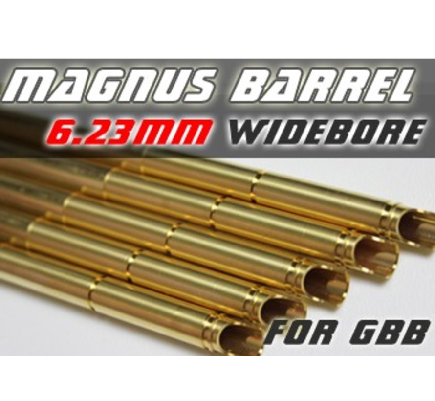 Magnus 6.23mm Wide Bore Inner Barrel VFC MP7 GBB (187mm)