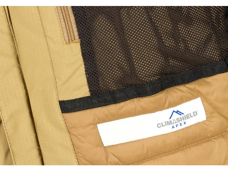 Claw Gear CIM Combat Insulation Medium Jacket (Coyote)