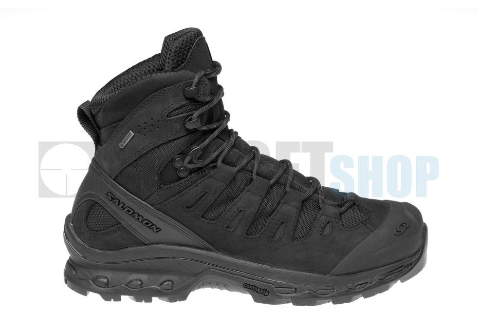 salomon quest 4d gtx forces boots black airsoftshop. Black Bedroom Furniture Sets. Home Design Ideas
