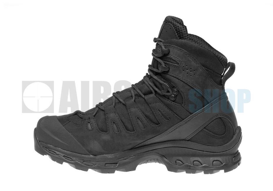 Salomon Quest 4d Gtx Forces Boots Black Airsoftshop