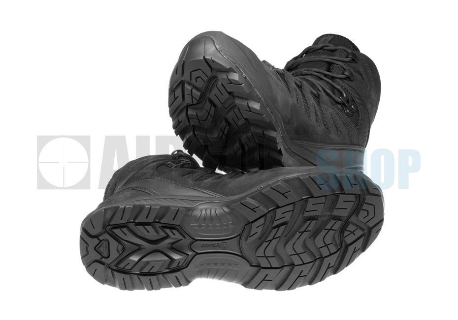 Salomon Quest 4d Gtx Forces Boots Black Airsoftshop