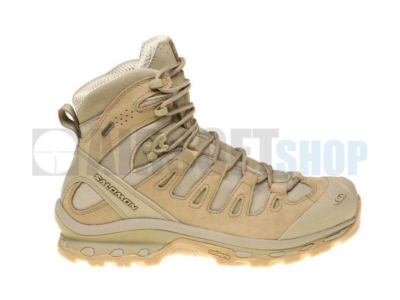 Quest 4d Gtx Forces Boots Tan Airsoftshop