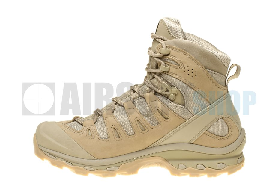Quest 4d Gtx Forces Boots Tan Airsoftshop