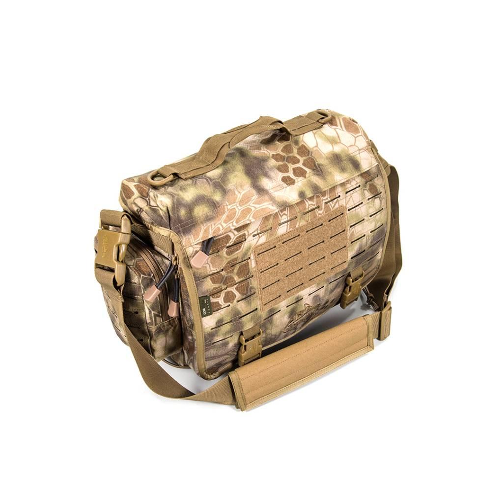 6f190b2b18f Direct Action Messenger Bag (Kryptek Highlander) - Airsoftshop