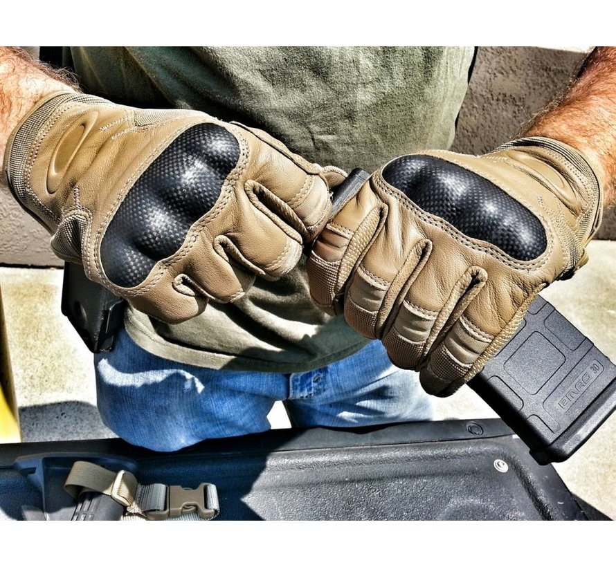 SI Tactical Touch Gloves (Coyote)