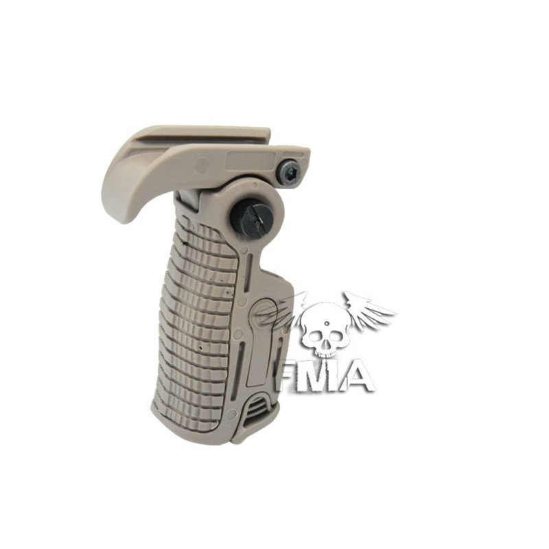 FMA AB163 Foldable Grip (Sand)