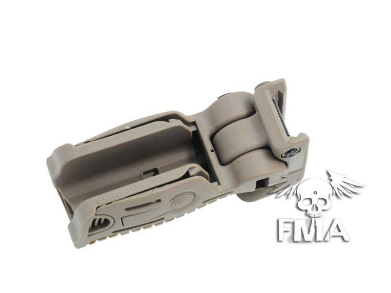 FMA AB163 Foldable Grip (Sand)