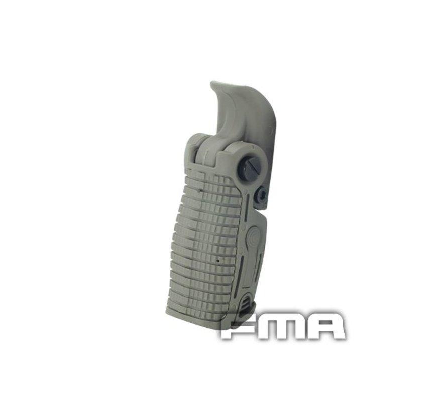 AB163 Foldable Grip (Foliage Green)