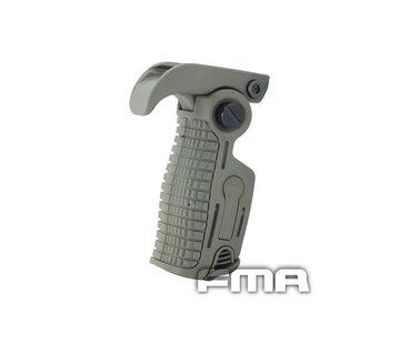 FMA AB163 Foldable Grip (Foliage Green)