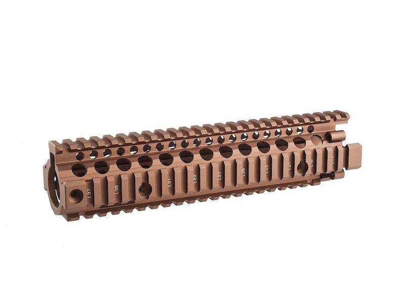 "Madbull Daniel Defense MK18 Rail 9.5"" (Desert)"