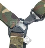 FMA FS3 Multi-Mission Single Point / 2Point Sling (Multicam)