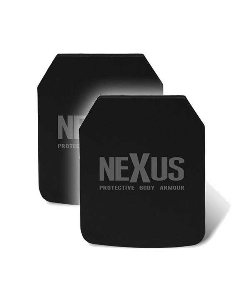 Nexus Dyneema Level III+ (Front + Back Set)