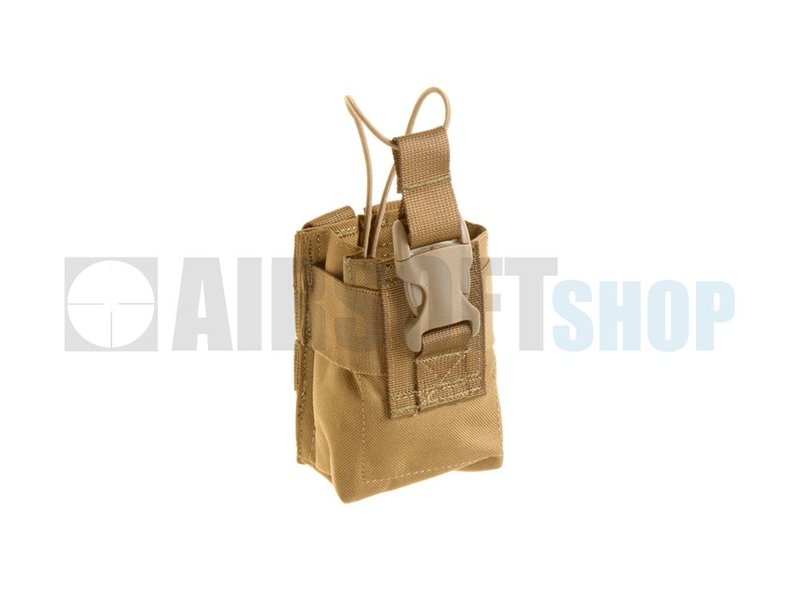 Invader Gear Radio Pouch (Coyote)