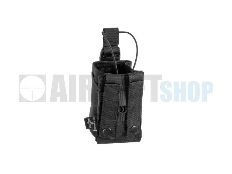 Invader Gear Radio Pouch (Black)