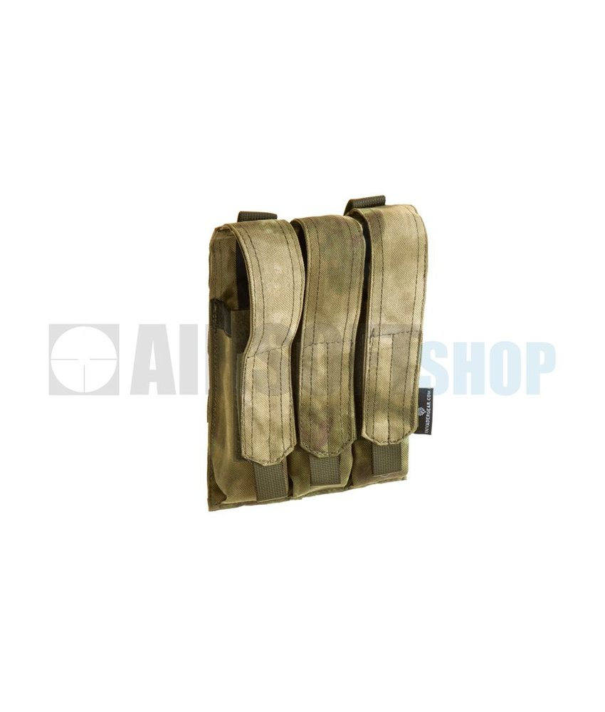 Invader Gear MP5 Triple Mag Pouch (Everglade)