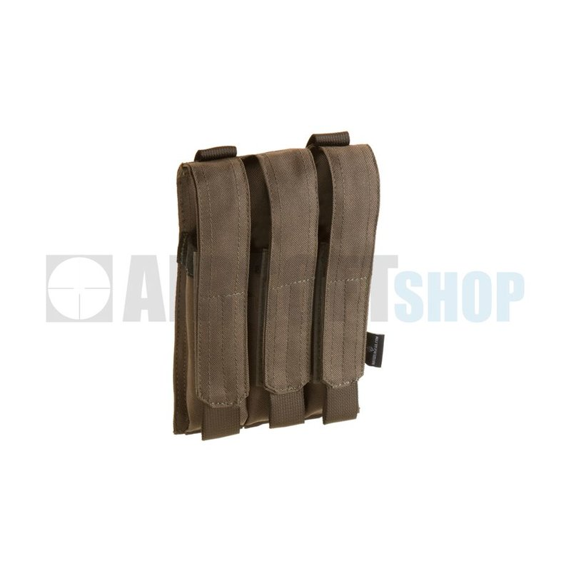 Invader Gear MP5 Triple Mag Pouch (Ranger Green)