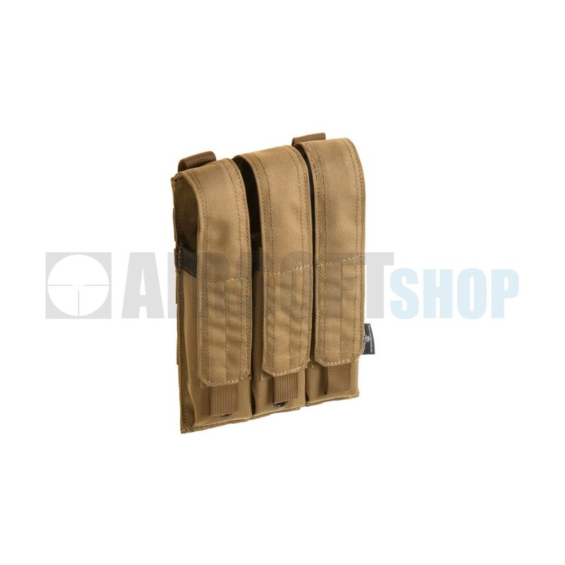 Invader Gear MP5 Triple Mag Pouch (Coyote)