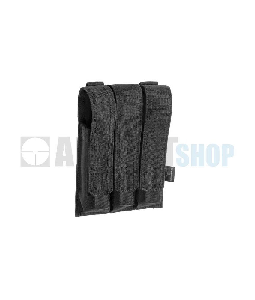 Invader Gear MP5 Triple Mag Pouch (Black)