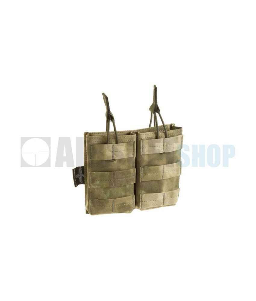 Invader Gear 5.56 Double Direct Action Mag Pouch (Everglade)