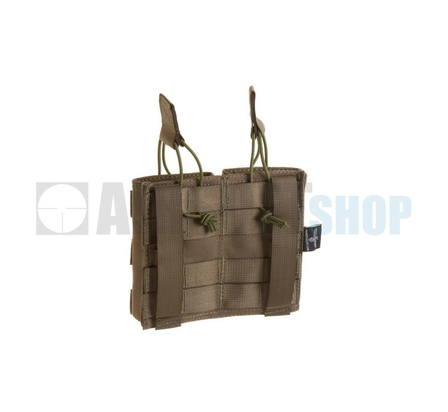 5.56 Double Direct Action Mag Pouch (Ranger Green)