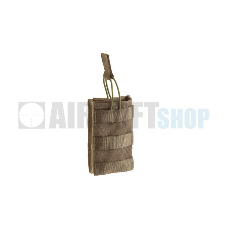Invader Gear 5.56 Single Direct Action Mag Pouch (Ranger Green)