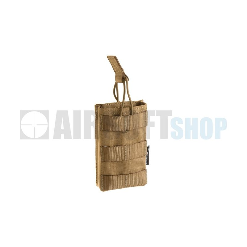 Invader Gear 5.56 Single Direct Action Mag Pouch (Coyote)
