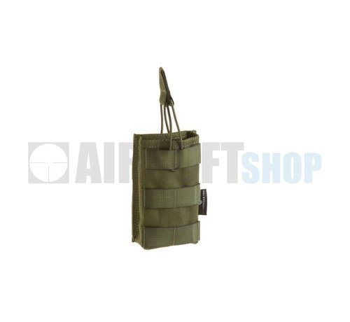 Invader Gear 5.56 Single Direct Action Mag Pouch (Olive Drab)