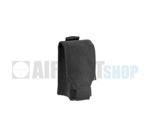 Invader Gear Single 40mm Grenade Pouch (Black)