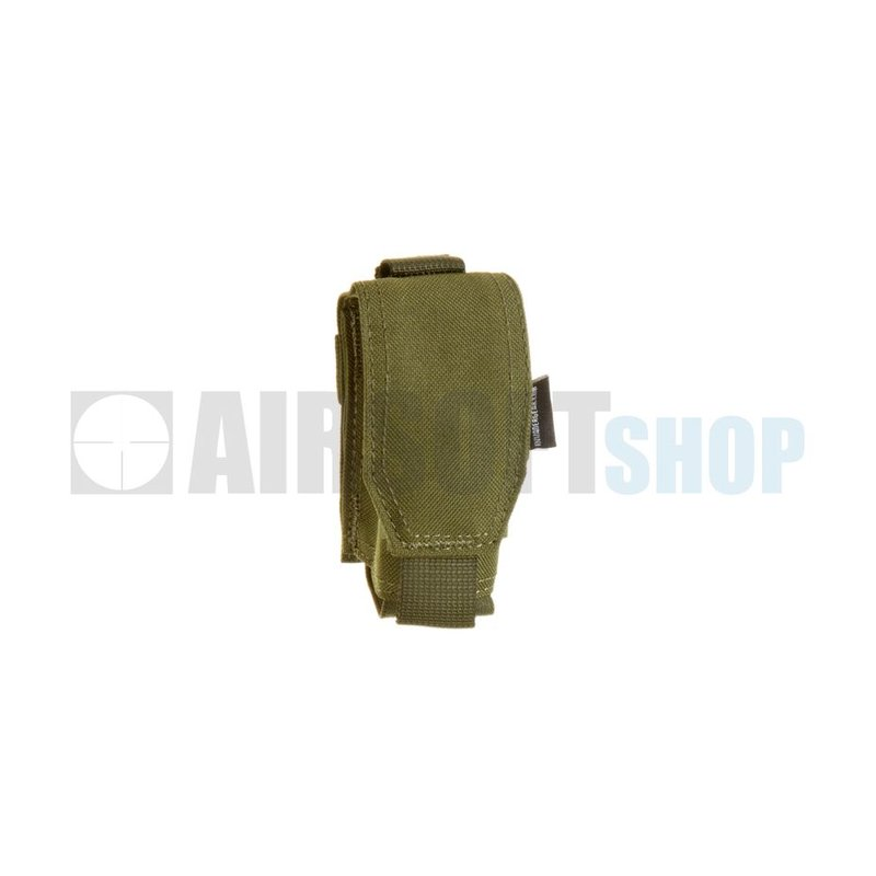Invader Gear Single 40mm Grenade Pouch (Olive Drab)