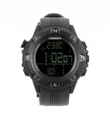 Claw Gear Mission Sensor II Watch (Black)