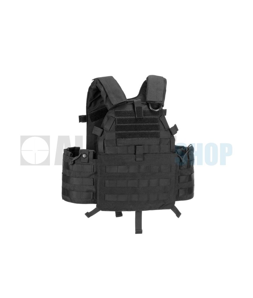 Invader Gear 6094A-RS Plate Carrier (Black)