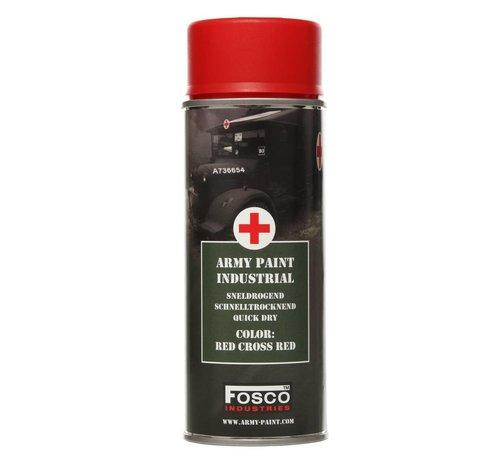 Fosco Spuitbus Red Cross Red 400ml