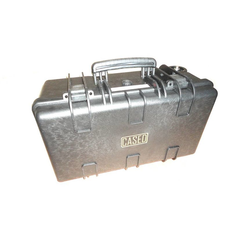 CASED Storage Case Trolley 557x348x248mm