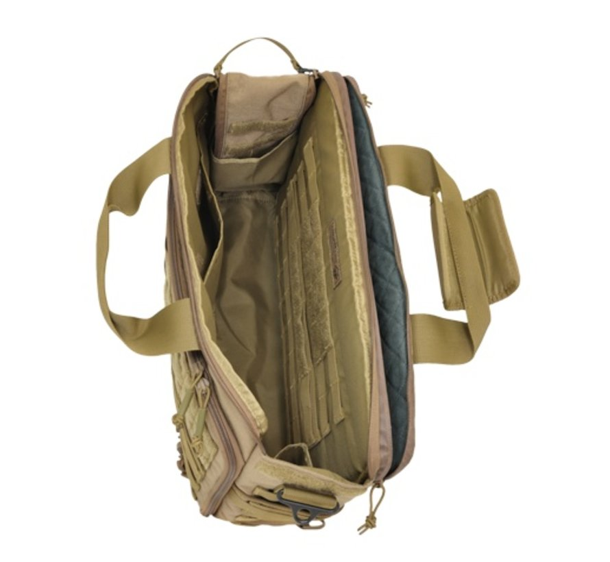 Ditch Messenger Bag (Coyote)