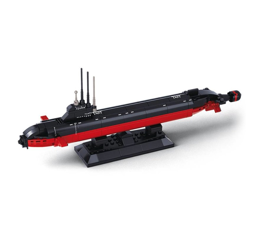 Nuclear Submarine M38-B0391