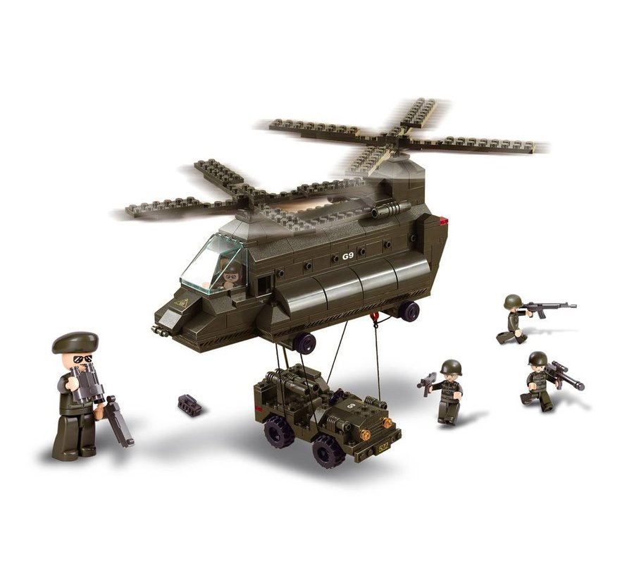 Transport Helicopter M38-B6600