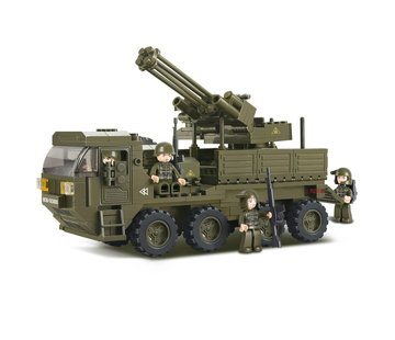 Sluban Heavy Transport M38-B0302
