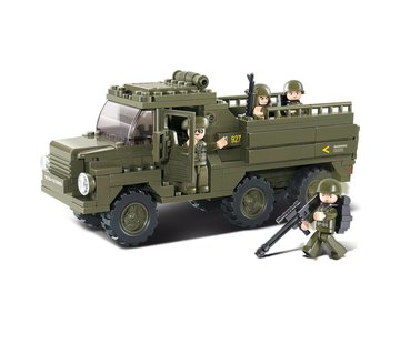 Sluban Truck M38-B0301