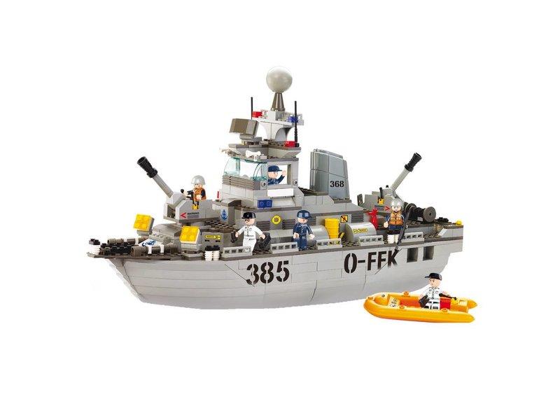 Sluban Destroyer M38-B0125