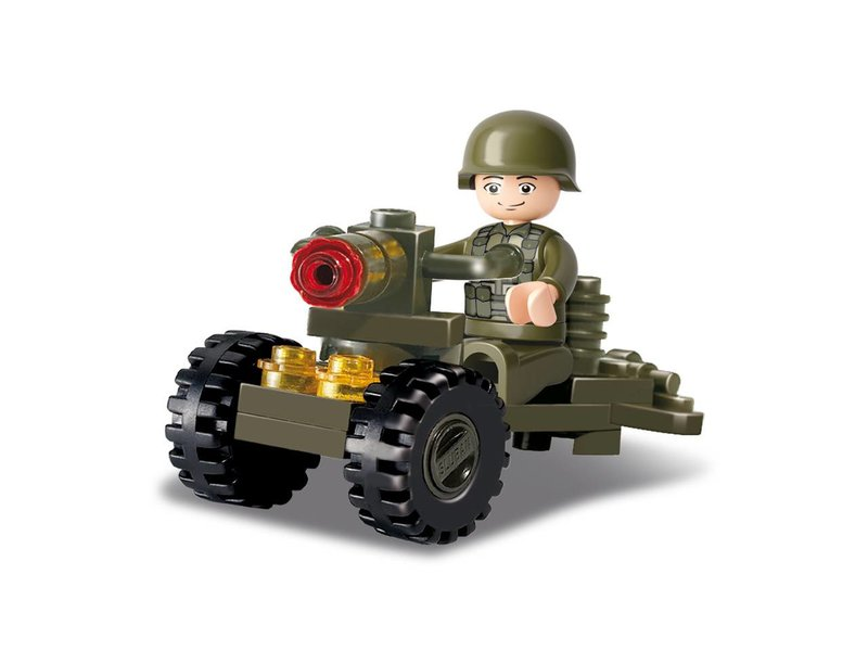 Sluban Soldier M38-B0118