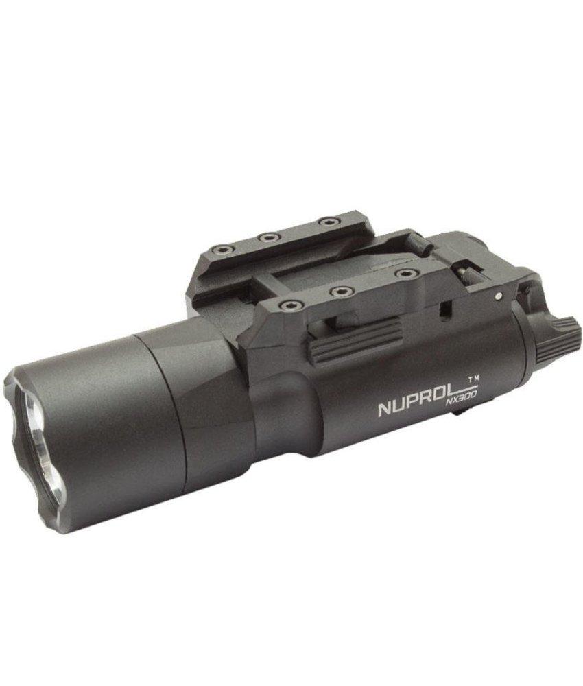 NUPROL NX300 Pistol Flashlight