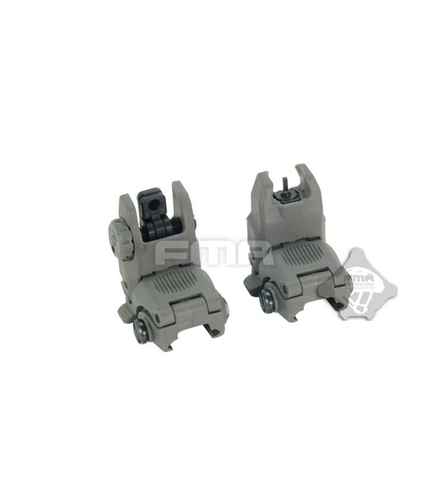 ACM FBUS GEN2 Sight Set (Foliage Green)