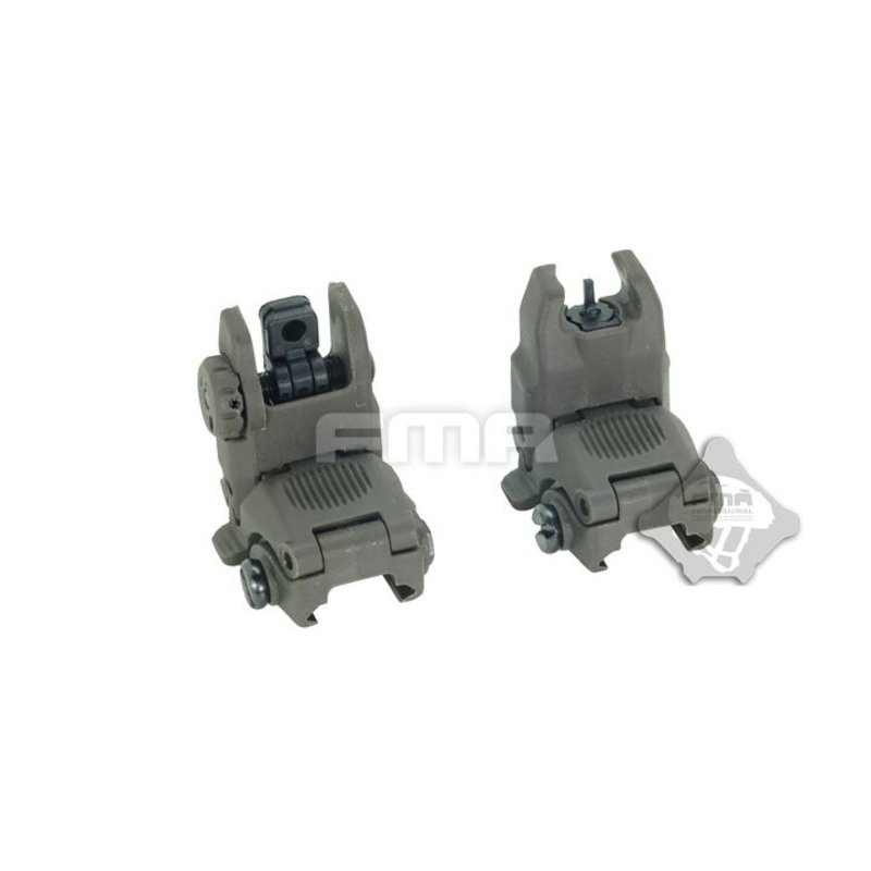 ACM FBUS GEN2 Sight Set (Olive Drab)