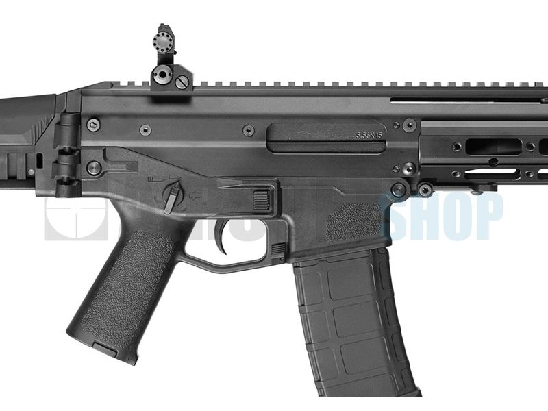 WE MSK Black GBBR