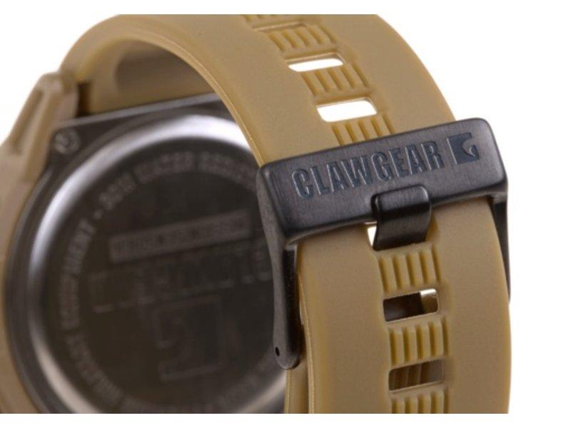 Claw Gear Mission Sensor II Watch (Tan)