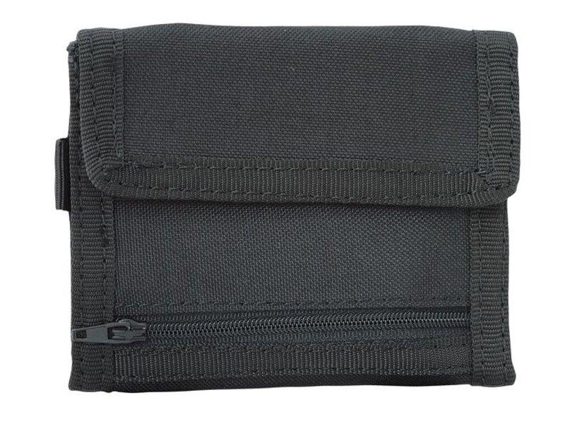 Tri-Fold Wallet (Black)