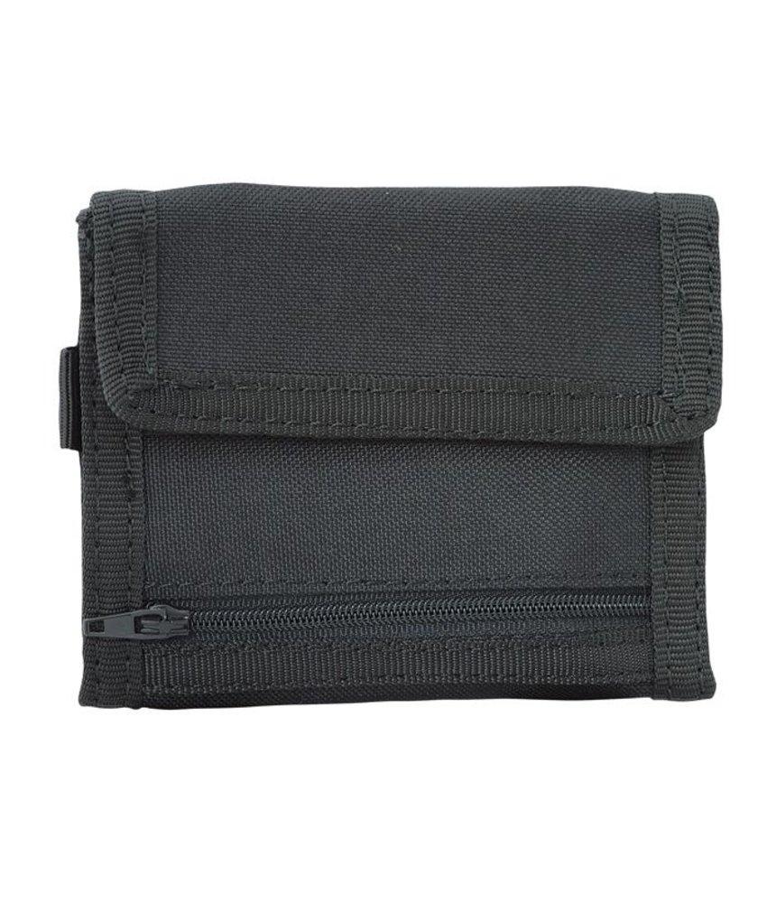 Condor Tri-Fold Wallet (Black)