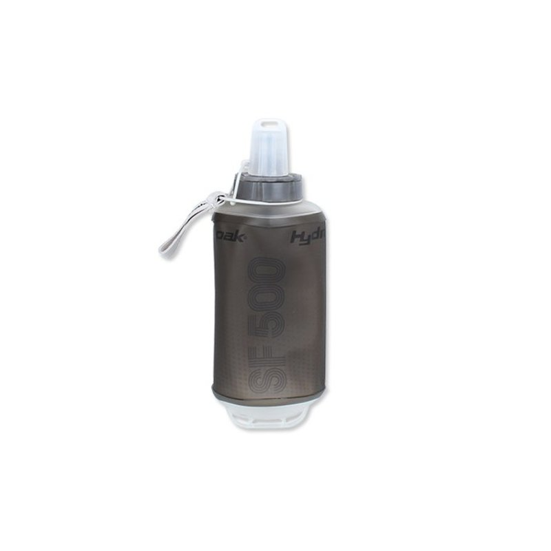 Hydrapak SoftFlask 500ml (Smoke Gray)