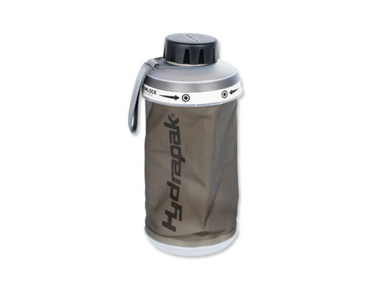 Hydrapak Stash Collapsible 750ml (Smoke Gray)