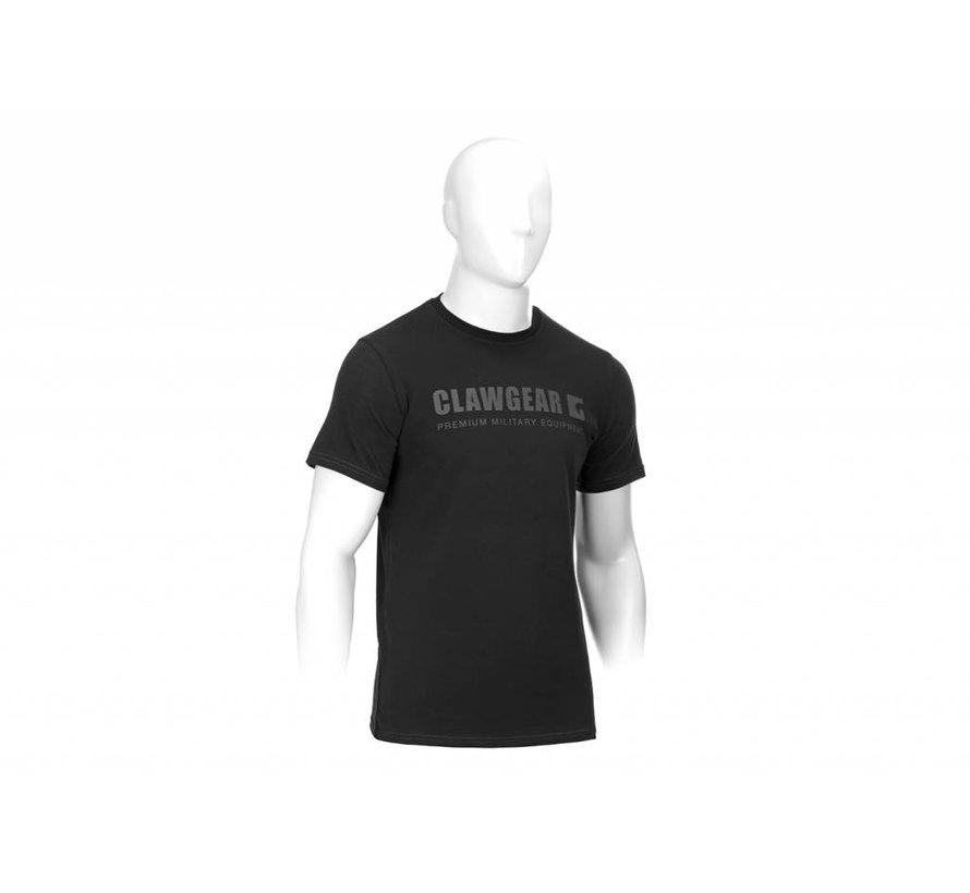 Logo Tee T-Shirt (Black)